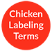 Chicken Labeling Terms